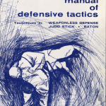 Cover of the Kel-Lite Manual of Defensive Tactics.